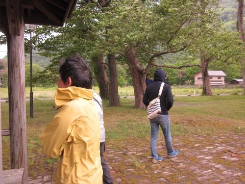 040十和田湖-昼飯