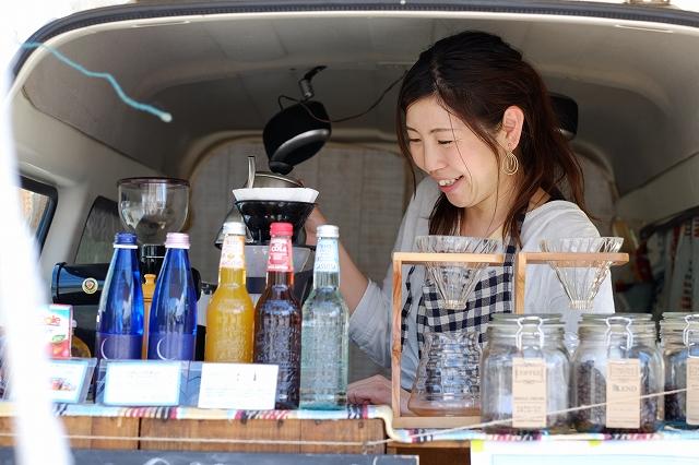 solaso coffeetand 山田さん